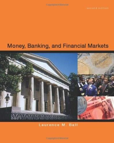 Money, Banking and Financial Markets 2 9781429244091