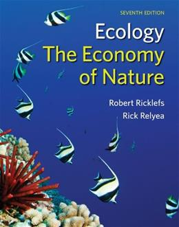 Ecology:  The Economy of Nature 7 9781429249959