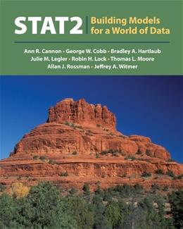 Stat2, by Cannon, 2nd Edition 9781429258272