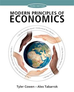 Modern Principles of Economics 3 9781429278393