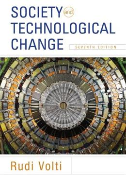 Society and Technological Change 7 9781429278973