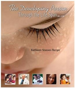 Developing Person Through the Life Span 9 9781429283816