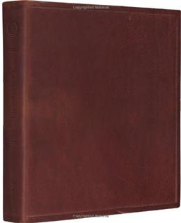 ESV Journaling Bible Lea 9781433544415