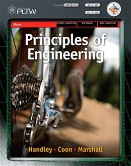 Principles of Engineering, by Handley 9781435428362