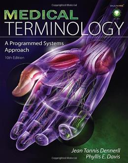Medical Terminology: A Programmed Systems Approach 10 PKG 9781435438897