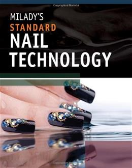 Miladys Standard Nail Technology, by Milady, 6th Edition 9781435497689