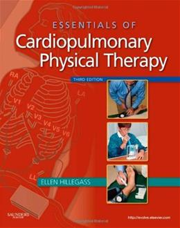 Essentials of Cardiopulmonary Physical Therapy - E-Book 3 9781437703818