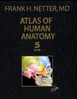 Atlas of Human Anatomy, by Netter, 5th Edition 5 PKG 9781437709704