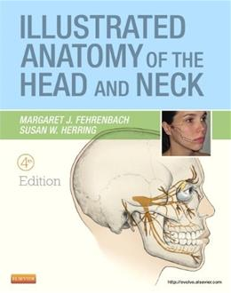 Illustrated Anatomy of the Head and Neck, 4th Edition 4 PKG 9781437724196