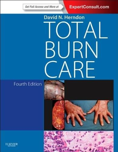 Total Burn Care, by Herndon, 4th Edition 9781437727869