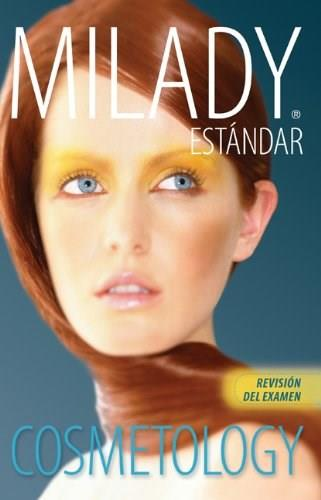 Spanish Translated Exam Review for Milady Standard Cosmetology 2012 3 9781439059074