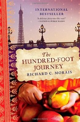 Hundred-foot Journey, by Morais 9781439165652