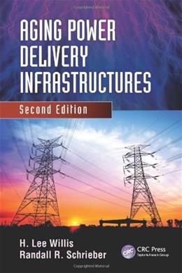 Aging Power Delivery Infrastructures, by Schrieber, 2nd Edition 9781439804032