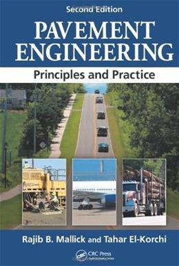 Pavement Engineering, by Mallick, 2nd Edition 9781439870358