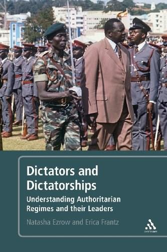 Dictators and Dictatorships: Understanding Authoritarian Regimes and Their Leaders, by Ezrow 9781441173966