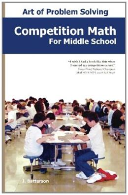 Competition Math for Middle School 9781441488879