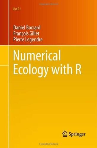 Numerical Ecology With R, by Borcard 9781441979759