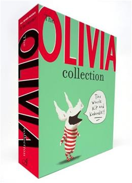 The Olivia Collection: Olivia; Olivia Saves the Circus; Olivia...and the Missing Toy; Olivia Forms a Band; Olivia Helps with Christmas; Olivia Goes to Venice; Olivia and the Fairy Princesses Combined 9781442482999