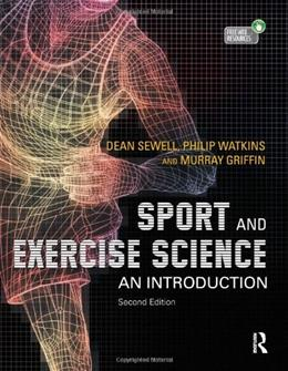 Sport and Exercise Science: An Introduction, by Sewell, 2nd Edition 9781444144178