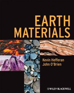 Earth Materials, by Hefferan 9781444334609