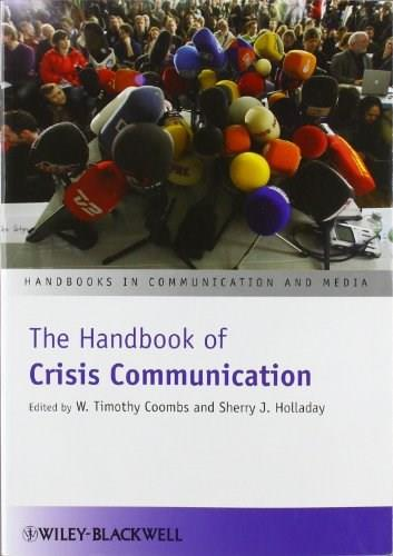 Handbook of Crisis Communication, by Coombs 9781444361902