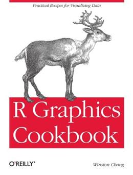 R Graphics Cookbook, by Chang 9781449316952