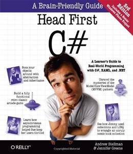 Head First C#, by Greene, 3rd Edition 9781449343507