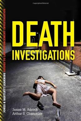 Death Investigations, by Adcock 9781449626747