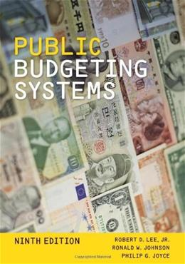 Public Budgeting Systems 9 9781449627904