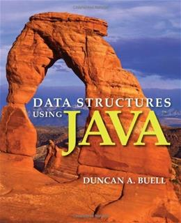 Data Structures Using Java, by Duncan 9781449628079