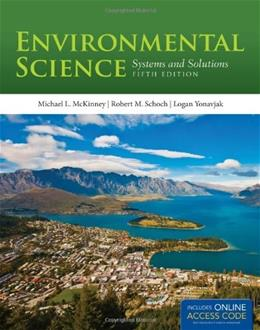 Environmental Science, by McKinney, 5th Edition 5 PKG 9781449661397