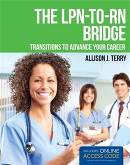 LPN to RN Bridge, by Terry PKG 9781449674502
