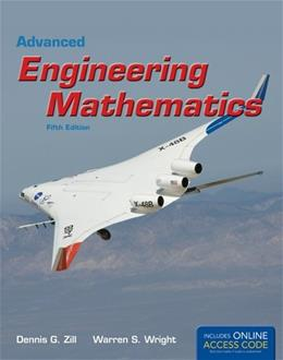 Advanced Engineering Mathematics 5 PKG 9781449691721