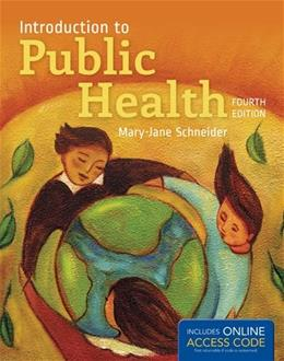 Introduction To Public Health 4 PKG 9781449697365