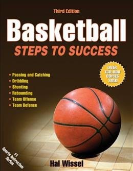 Basketball: Steps to Success, by Wissel, 3rd Edition 9781450414883