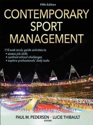 Contemporary Sport Management-5th Edition With Web Study Guide 5 PKG 9781450469654