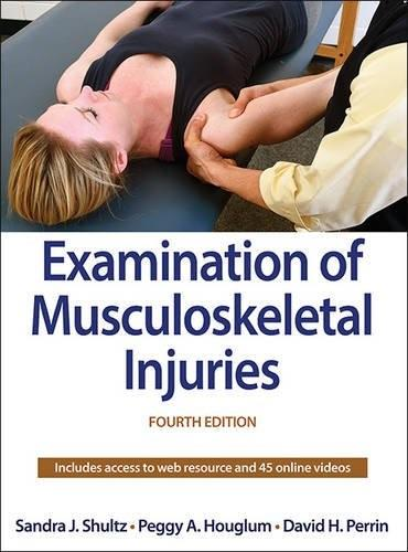 Examination of Musculoskeletal Injuries, by Shultz, 4th Edition 4 PKG 9781450472920