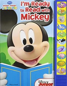 Im Ready to Read With Mickey, by Publications International 9781450830249