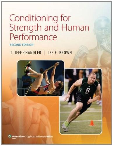 Conditioning for Strength and Human Performance 2 PKG 9781451100846