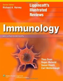 Immunology, by Doan, 2nd Edition 2 PKG 9781451109375