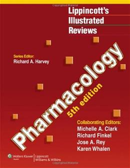 Pharmacology, by Harvey, 5th Edition 5 PKG 9781451113143