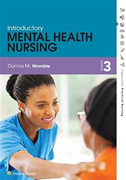 Introductory Mental Health Nursing, by Womble, 3rd Edition 3 PKG 9781451147148
