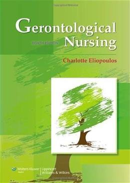 Gerontological Nursing 8 PKG 9781451172775