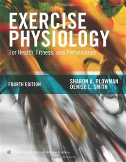 Exercise Physiology for Health Fitness and Performance 4 PKG 9781451176117