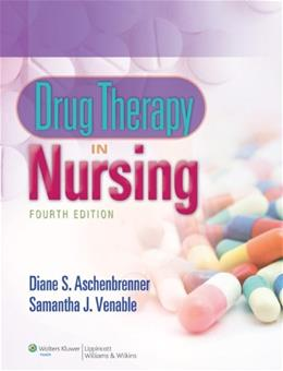 Drug Therapy in Nursing 4 PKG 9781451187663