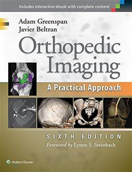 Orthopedic Imaging: A Practical Approach Sixth 9781451191301