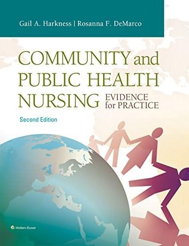 Community and Public Health Nursing: Evidence for Practice 2 PKG 9781451191318