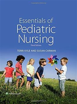 Essentials of Pediatric Nursing 3 PKG 9781451192384
