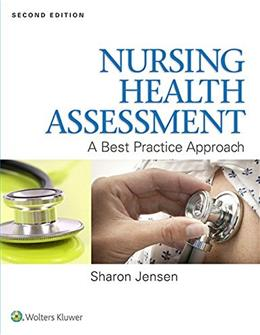 Nursing Health Assessment: A Best Practice Approach 2 PKG 9781451192865