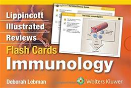 Lippincott Illustrated Reviews Flash Cards: Immunology Flc Crds 9781451195330